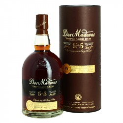RHUM DOS MADERAS 5 YEARS + 5 YEARS in PEDRO XIMENEZ Cask (PX)