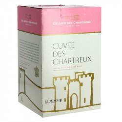 BIB CHARTREUX ROSE  5L