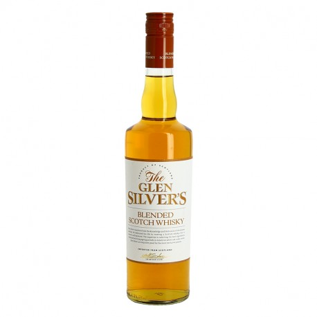 Glen Silver's Blended Scotch Whiskey