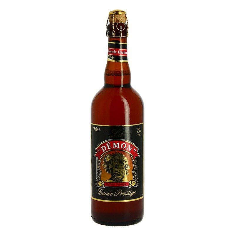 La DEMON CUVEE PRESTIGE French Strong Beer
