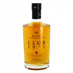 Club 1911 Vieux Marc de Champagne by Goyard