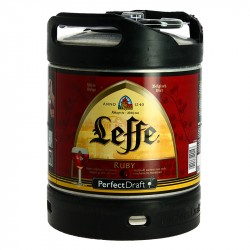 PERFECT DRAFT FUT 6L LEFFE RUBY