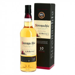 STRONACHIE 10 ANS SINGLE MALT ECOSSE