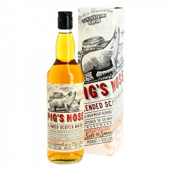 Pig's Nose Blended Scotch Whiskey