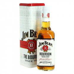 JIM BEAM WHITE 70 CL