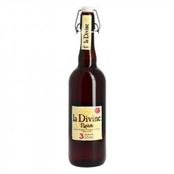 La DIVINE St Landelin BLONDE Beer 75 cl