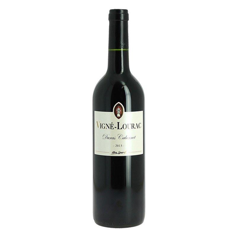 Vigné Lourac Duras Cabernet Fruitty Red Wine