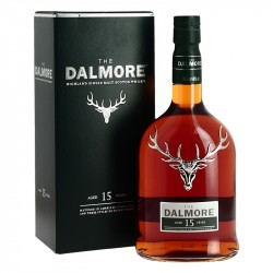 Dalmore 15 ans Highlands Single Malt 70 cl