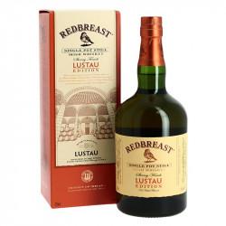 REDBREAST LUSTAU Sherry Cask Finish Irish Pot Still Whiskey