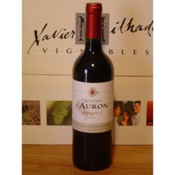 CHEVALIER D'AURON Red Bordeaux MAGNUM