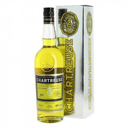 Yellow Label Chartreuse Liqueur 40 %