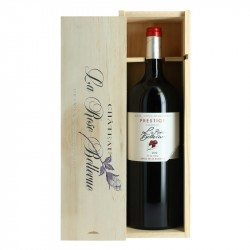 Magnum La Rose Bellevue Prestige Rouge Red Bordeaux Wine