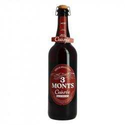 Amber Beer Trois Monts Cuivré 75 cl