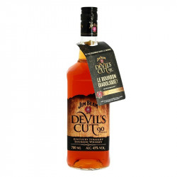 JIM BEAM BEVIL'S CUT 70CL