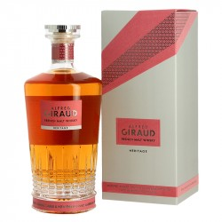 WHISKY ALFRED GIRAUD HERITAGE
