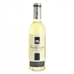 Monbazillac Château Poulvère Sweet South West Region White Wine Half Bottle