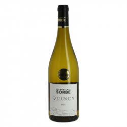 Quincy White Sauvignon Loire Valley Wine by Jean Michel Sorbe