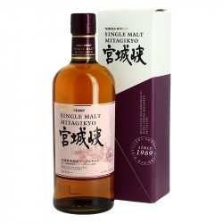 MIYAGIKYO SINGLE MALT 70CL