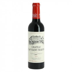 Cap Saint Martin Blaye Côte de Bordeaux Red Wine Half Bottle