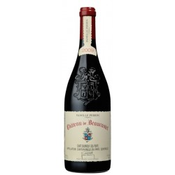 Chateau de BEAUCASTEL 2009 Red Chateauneuf du Pape by PERRIN Familly