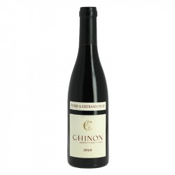 Red Chinon Pierre & Bertrand Couly Loire Valley Wine Half Bottle