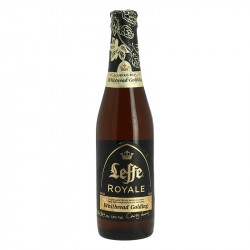Leffe Royale Belgian Beer of Abbey 33cl