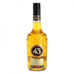 LICOR 43 Cuarenta y Tres Citrus and Vanilla Spanish Liqueur
