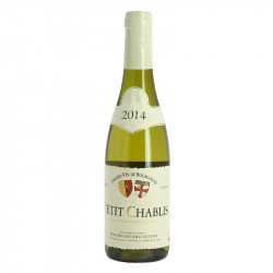 Petit Chablis Domaine Lecestre Burgundy Dry White Wine Half Bottle