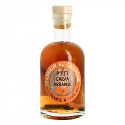 P'tit CALVA Arranged with Orange Coffee 20 cl