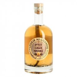 P'tit Calva Arrangé Vanilla 50 cl Calvados Liqueur