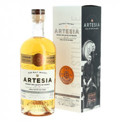Whiskey ARTESIA Whiskey from North of France 70 cl