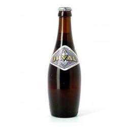 Beer belge amber beere d'abbaye Orval 33 cl