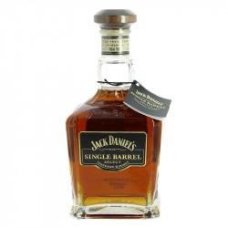JACK DANIEL'S Single Barrel Tennessee American Whiskey