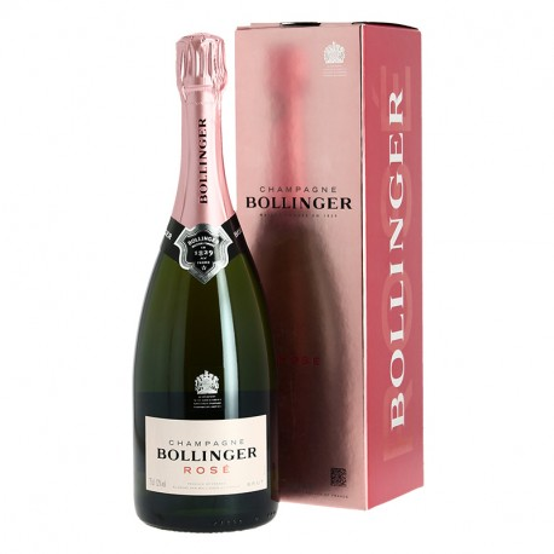 Bollinger Champagne Rosé