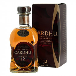 Cardhu 12 YO Speyside Single Malt Whiskey