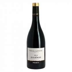 Julienas Probus Red Beaujolais Gamay Wine by Pascal Aufranc