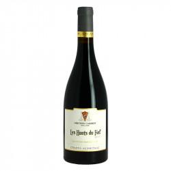 Crozes Hermitage Red Rhone Wine Cuvée les Hauts du Fief by La Cave de Tain l'Hermitage