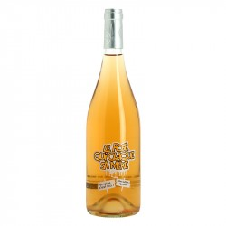 "The Rosé ""Qui Claque sa Mère"" VDF Organic wine without added sulphites 75cl"