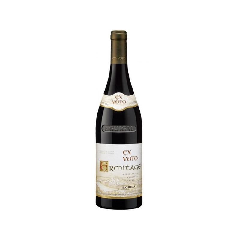 Ex Voto 2010 Ermitage Red Rhone Wine by Guigal