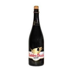 GULDEN DRAAK QUADRUPLE 9000 Belgian Dark Beer 75CL