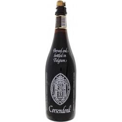 Corsendonk Pater Dubbel Belgian Brown Abbey Beer 75 cl
