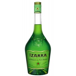 Izarra Green French Pays Basque Liqueur