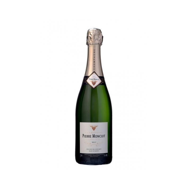 Champagne Pierre Moncuit  Cuvée Hugues de Coulmet