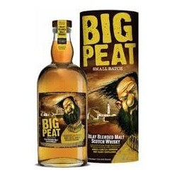 Big Peat Blended Islay Whiskey