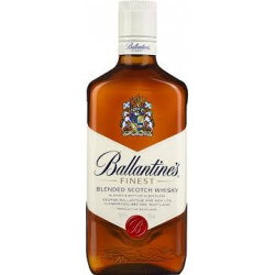 BALLANTINE'S Finest Blended Scotch Whiskey