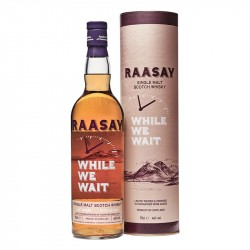 Whiskey RAASAY While We Wait Single Malt