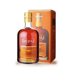 Rum Depaz VSOP Special Reserve Rum from Martinique