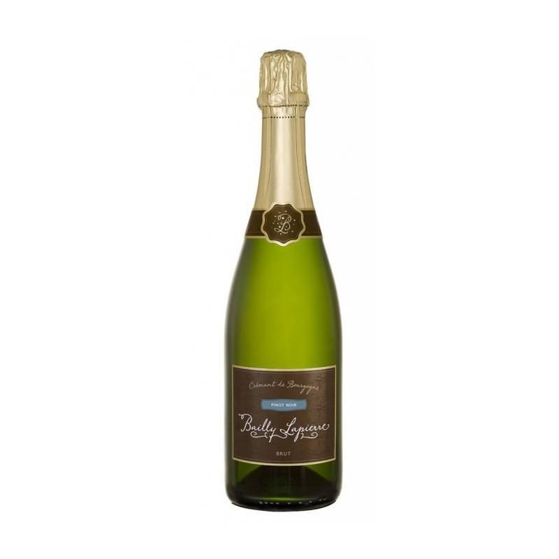 Cremant de Bourgogne Bailly Lapierre Reserve 75 cl Pinot Noir