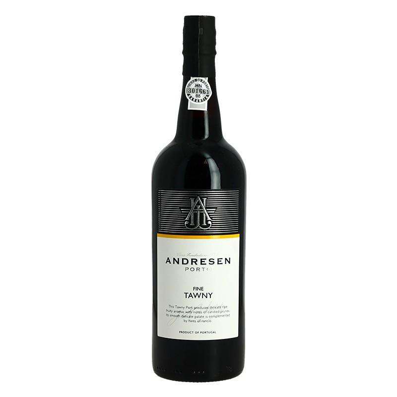 Andresen Tawny Port Wine