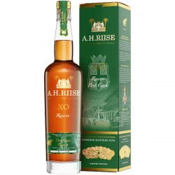 Rum A.H. RIISE XO Traditional Rum in Port Cask finish 70 cl